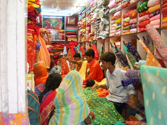 Shopping in Jaipur City
