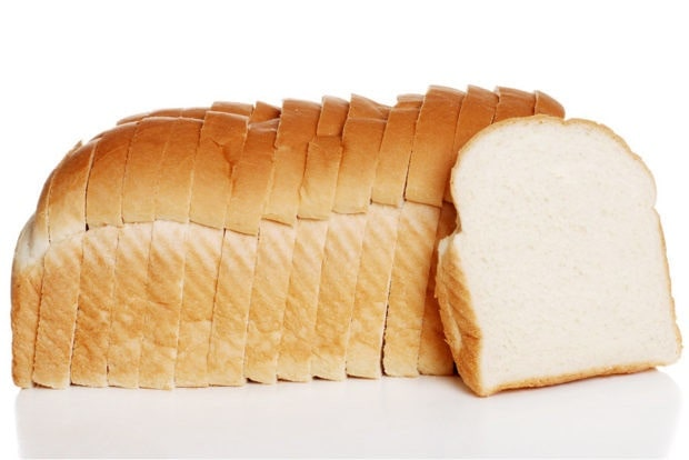 white bread that is harmful for your health